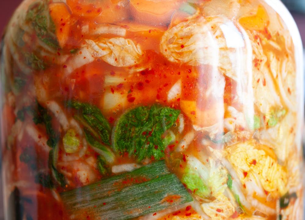 Zrevidovaný a ultimátní článek o korejském kimčchi, které si nepřipravujete podle receptu, ale hlavně podle sebe.